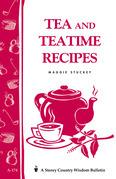 Tea and Teatime Recipes