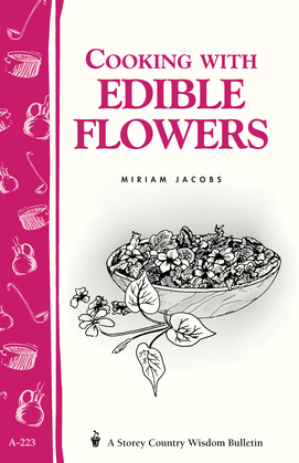 Cooking with Edible Flowers