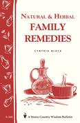 Natural & Herbal Family Remedies