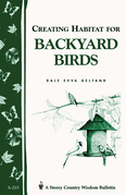 Creating Habitat for Backyard Birds
