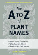 The A to Z of Plant Names