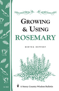 Growing & Using Rosemary