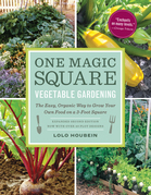 One Magic Square Vegetable Gardening