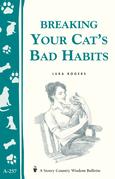 Breaking Your Cat's Bad Habits