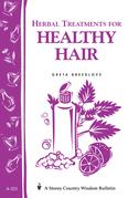 Herbal Treatments for Healthy Hair