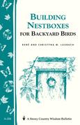 Building Nest Boxes for Backyard Birds