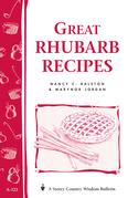 Great Rhubarb Recipes