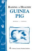 Raising a Healthy Guinea Pig