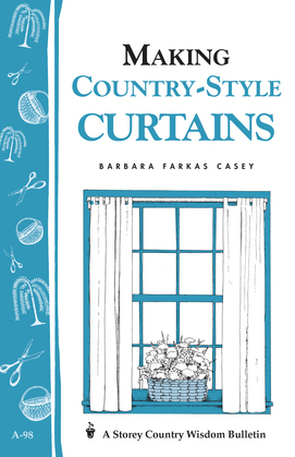 Making Country-Style Curtains