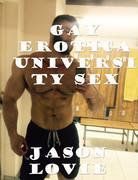 Gay Erotica University sex