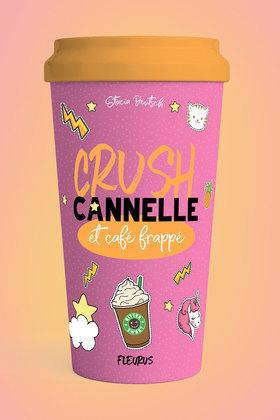 Crush, cannelle et café frappé