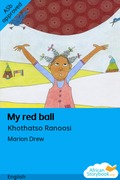 My red ball