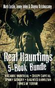 Real Hauntings 5-Book Bundle