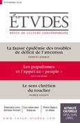 """Etudes : Les populismes et l'appel au """"peuple"""""""