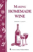 Making Homemade Wine
