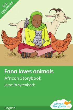 Fana loves animals