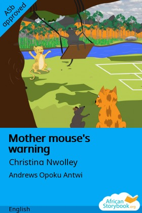 Mother Mouse's Warning