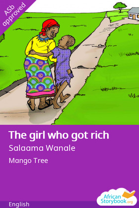 The girl who got rich