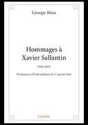 Hommages à Xavier Sallantin (1922-2013)