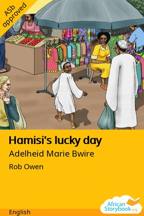 Hamisi's Lucky Day