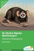 Ni Ubuhe Bwoko Bw'Amenyo?