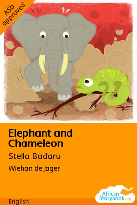 Elephant and Chameleon