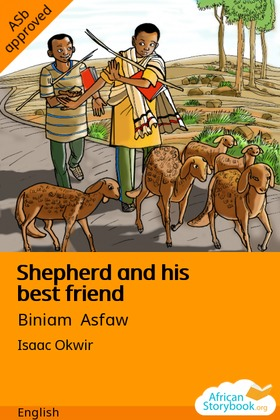Shepherd and his best friend