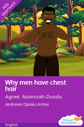 Why men have chest hair