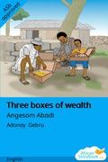 Three boxes of wealth