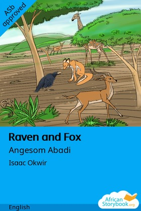 Raven and Fox