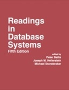 Readings in Database Systems, Fifth Edition