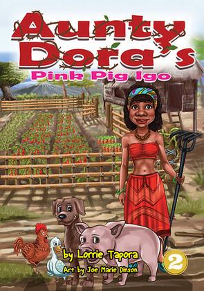Aunty Dora's Pink Pig Igo