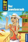 Die drei !!!, 75, Tatort Hollywood 3: Der Juwelenraub (drei Ausrufezeichen)