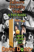Halloween Bestiality Treats 4-Pack Bundle