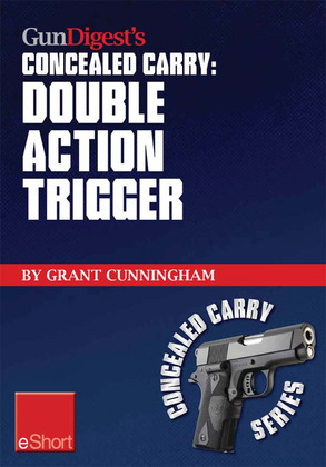 Gun Digest's Double Action Trigger Concealed Carry eShort: Learn how double action vs. single action revolver shooting techniques are affected by grip