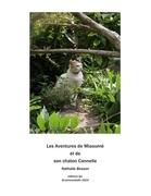 Miaoumé, une chatte, et son chaton Cannelle