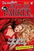 Der exzellente Butler Parker 12 – Kriminalroman