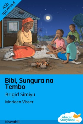 Bibi, Sungura na Tembo