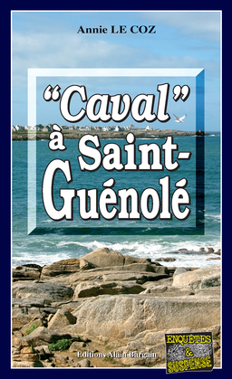 Caval à Saint-Guénolé