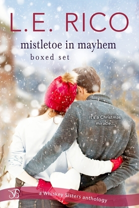 Mistletoe in Mayhem Boxed Set