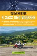 Motorradführer im Taschenformat: Bruckmanns Motorradführer Elsass. Touren – Karten – Tipps.