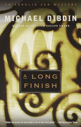 A Long Finish: An Aurelio Zen Mystery