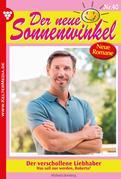 Der neue Sonnenwinkel 40 – Familienroman