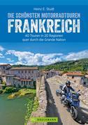 Die schönsten Motorradtouren Frankreich