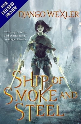 Ship of Smoke and Steel Sneak Peek