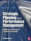 Strategic Planning and Performance Management