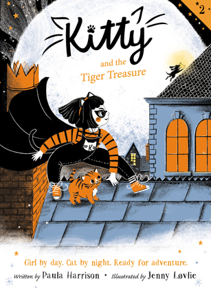 Kitty and the Tiger Treasure