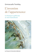 L'invention de l'appartenance