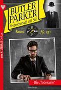 Butler Parker 151 – Kriminalroman