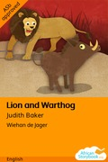 Lion and Warthog